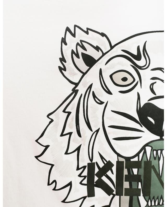 T-shirt à manches courtes imprimé Classic Tiger KENZO