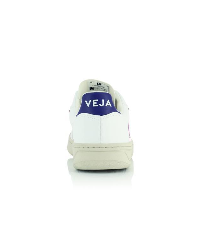 Baskets vintage avec empiècements violets V-10 CWL VEJA