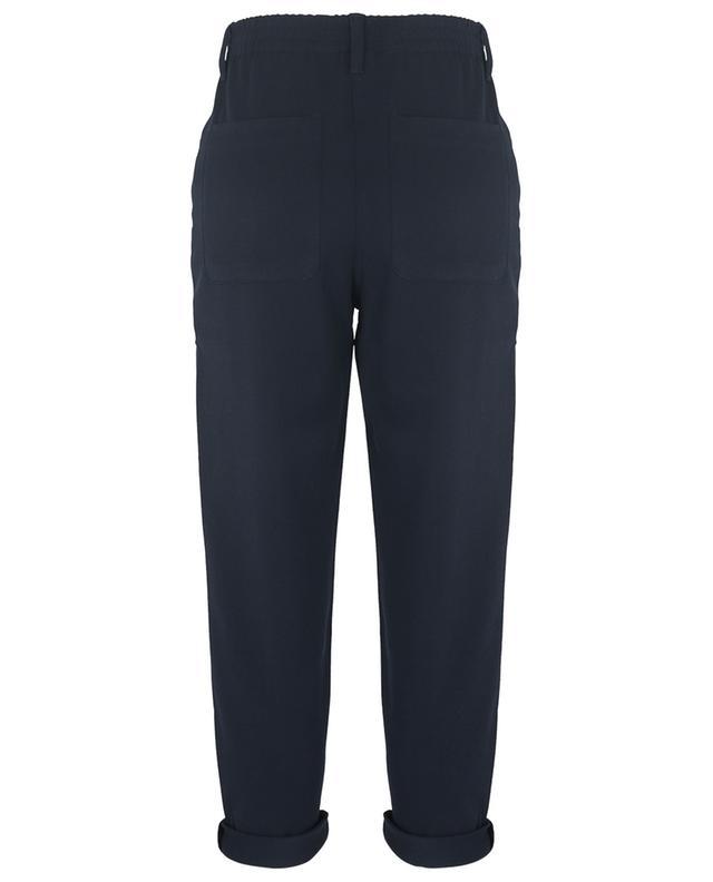 Pantalon de jogging raccourci en viscose mélangée Nakstonville AMERICAN VINTAGE