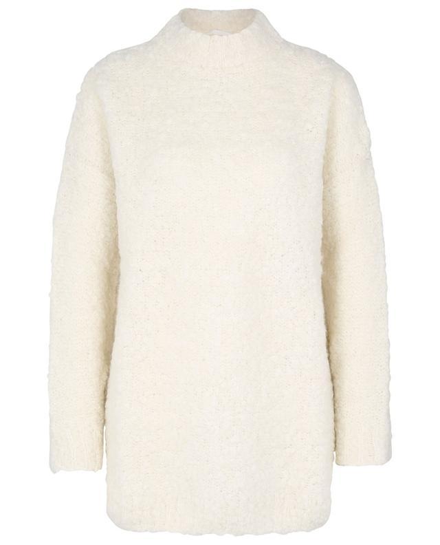 Grobstrick-Pullover aus Alpaka- und Wollmix Atabury AMERICAN VINTAGE