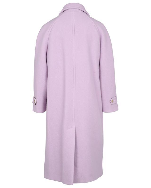 Byebye virgin wool oversize coat AMERICAN VINTAGE