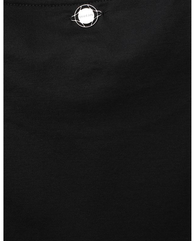 T-shirt ample bi-matière MARC CAIN