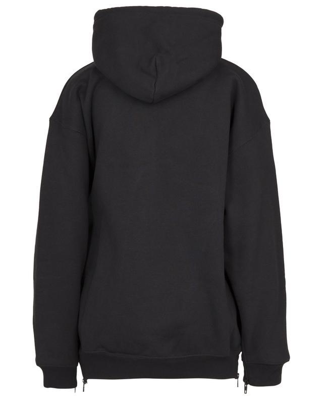 Sweat-shirt à capuche oversize Zip Hoodie BALENCIAGA