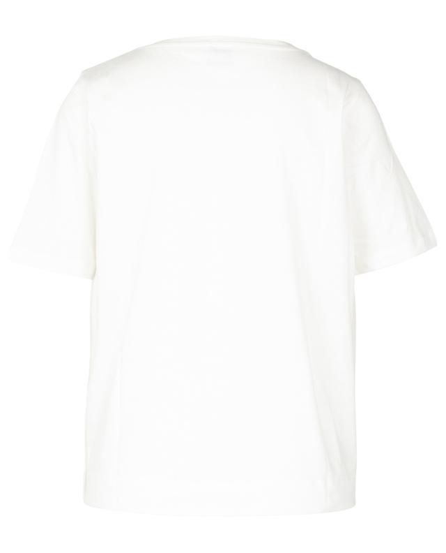 T-shirt en coton organique FTC CASHMERE