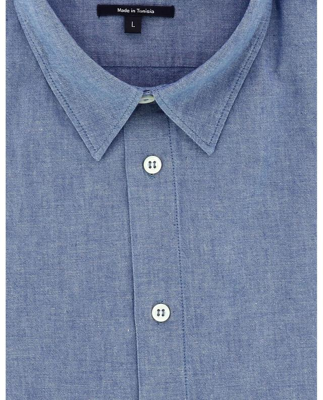 Chemise en chambray à manches longues Hector A.P.C.