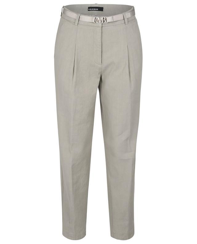 Pantalon carotte Kamira CAMBIO