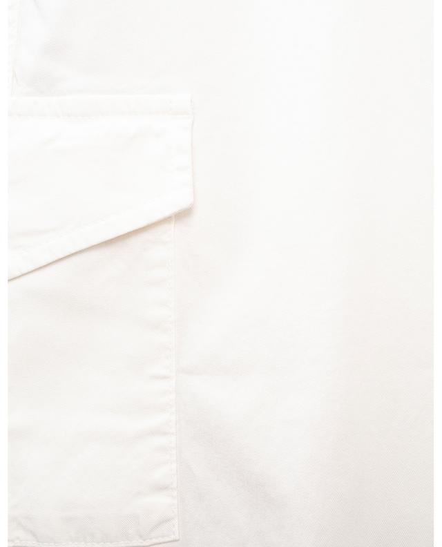 Pantalon cargo avec ourlets en perles CAMBIO