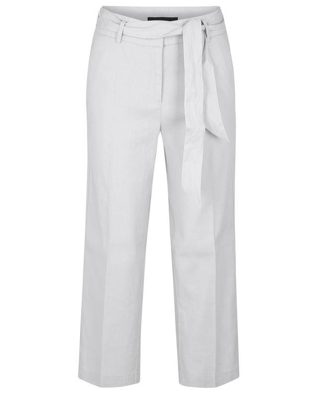 Pantalon en lin Claire CAMBIO