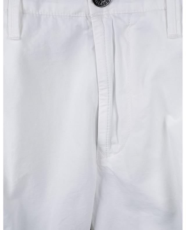 L07WA cargo Bermuda shorts in brushed cotton STONE ISLAND