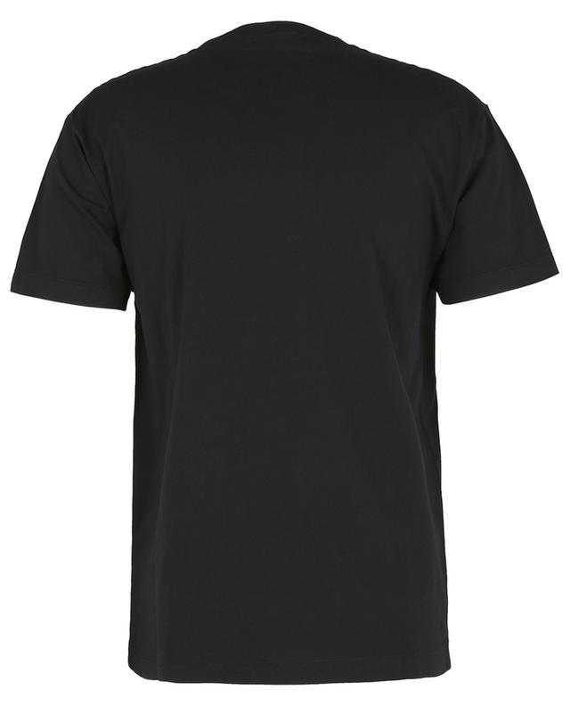 T-shirt en coton imprimé Small Logo Two STONE ISLAND