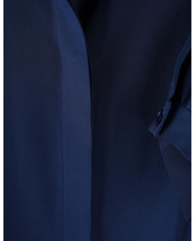 Robe asymétrique en crêpe de soie Ophelia STELLA MCCARTNEY