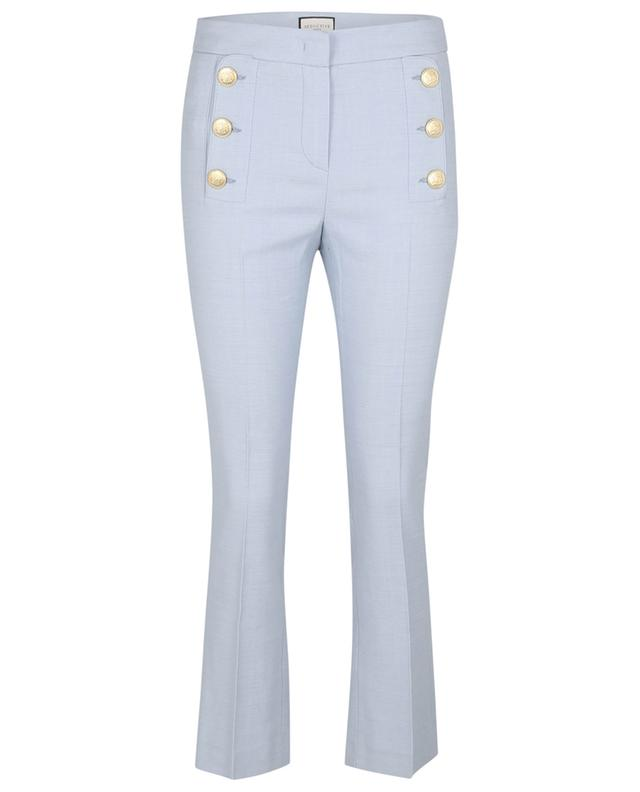 Pantalon droit à chevrons Sailor Kick SEDUCTIVE