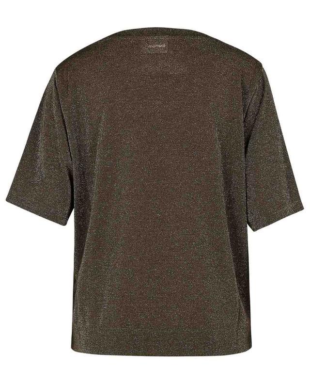 T-shirt en jersey de lurex Iora MOMONI