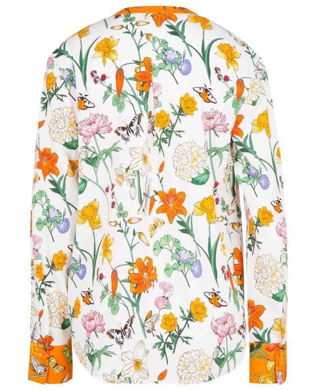 Blouse en soie avec imprimé floral HERZEN'S ANGELEHEIT