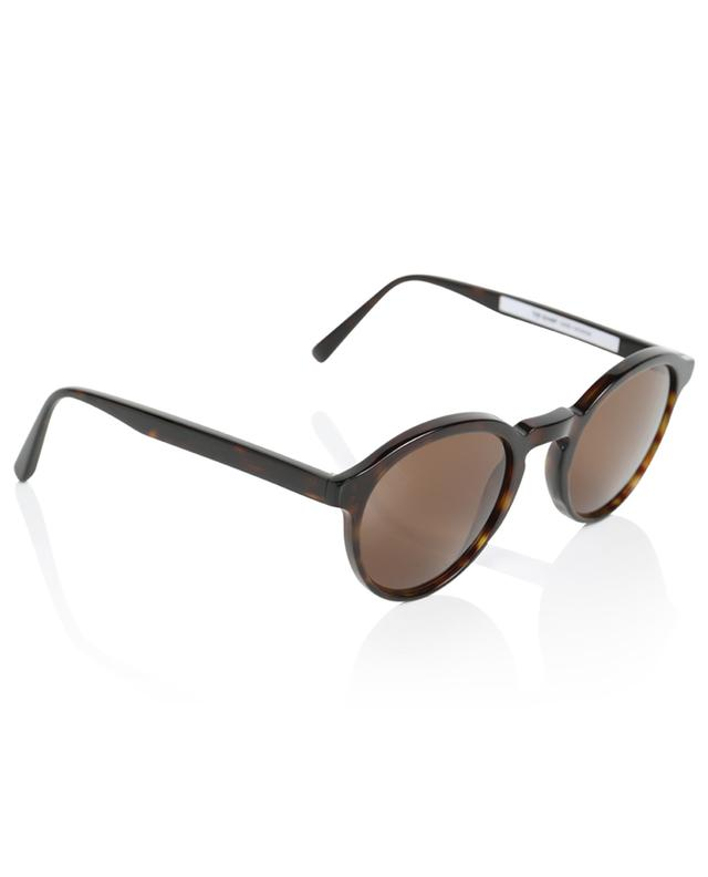 Runde Sonnenbrille aus Acetat The Sharp VIU