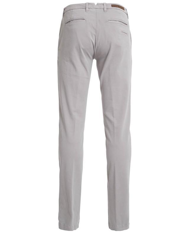 Pantalon chino en coton mélangé ELEVENTY