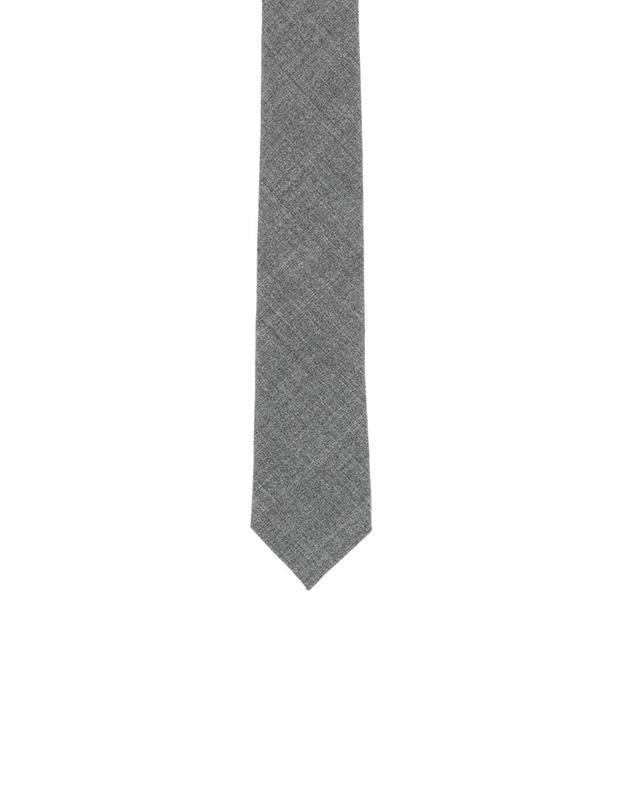 Einfarbige Krawatte ELEVENTY