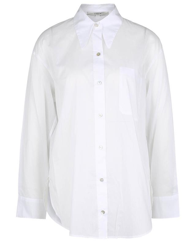 Chemise décontractée à poche VINCE