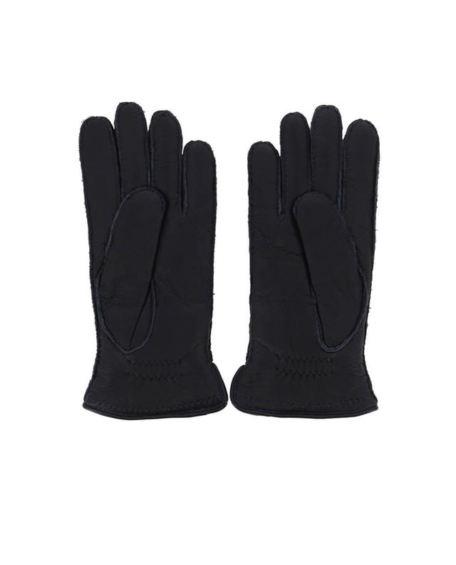 Grained deerskin gloves PIERO RESTELLI