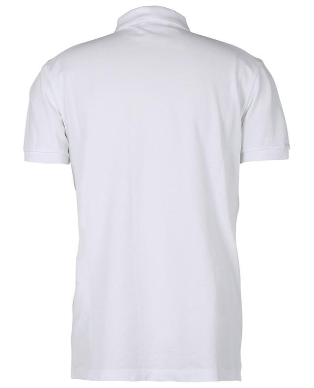 Polo en coton avec imprimé Icon Tennis Fit DSQUARED2