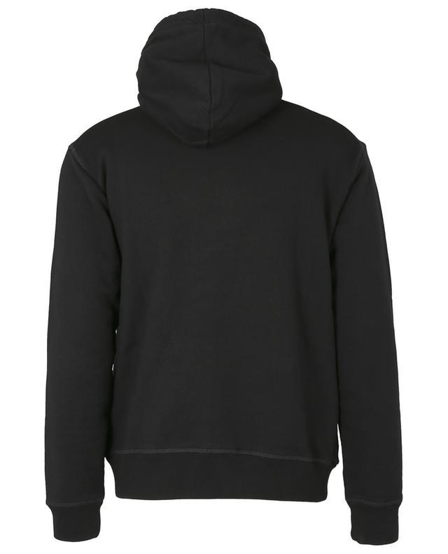 Sweat-shirt à capuche en coton imprimé Icon DSQUARED2