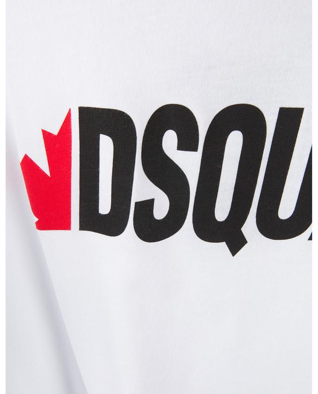 T-shirt motif logo en coton DSQUARED2