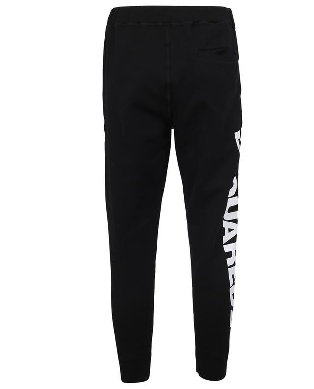 Ski Fit logo printed sweat trousers DSQUARED2
