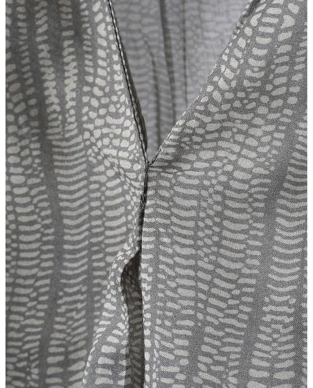 Blouse en voile de coton Maria HANA SAN