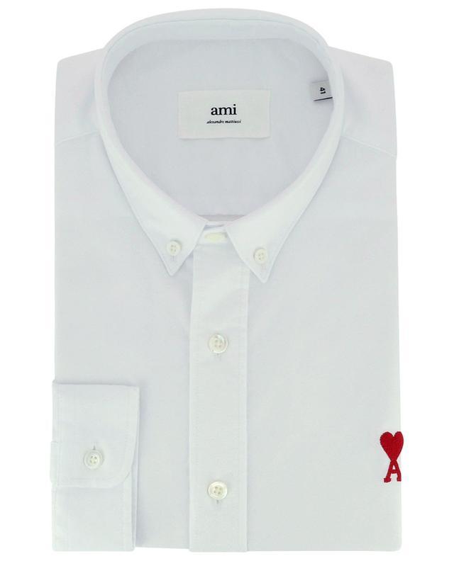 Chemise oxford en coton bio Ami de Coeur AMI