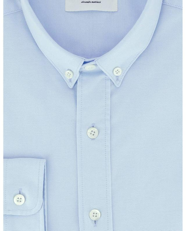 Ami de Coeur organic cotton oxford shirt AMI