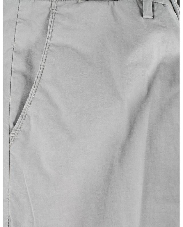 Slim-Fit-Hose aus Stretch-Popeline B SETTECENTO