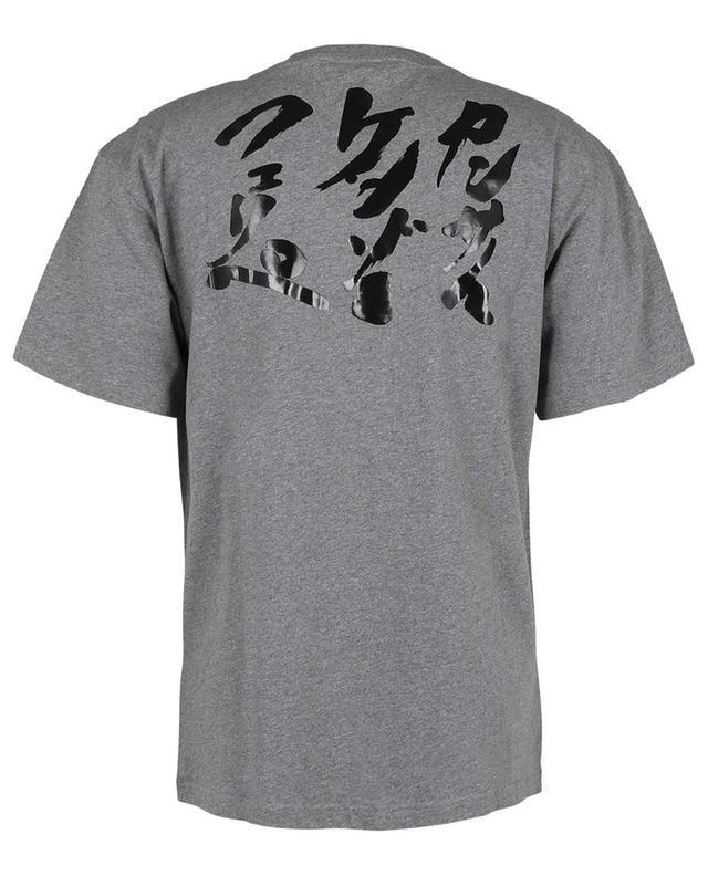 T-shirt en coton imprimé Trois Tigres KENZO x KANSAIYAMAMOTO KENZO