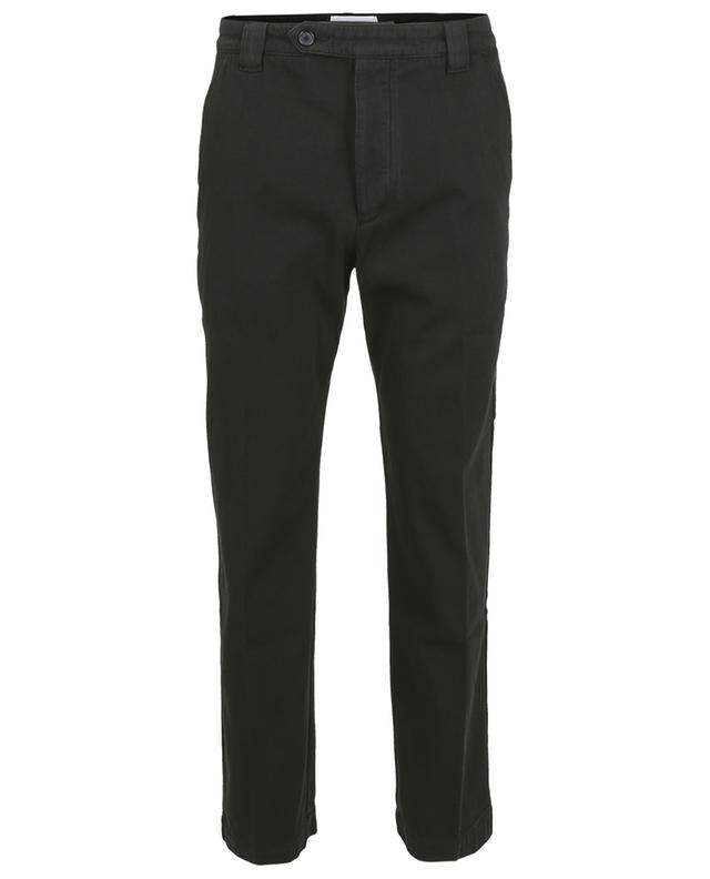Cropped straight fit gabardine trousers KENZO
