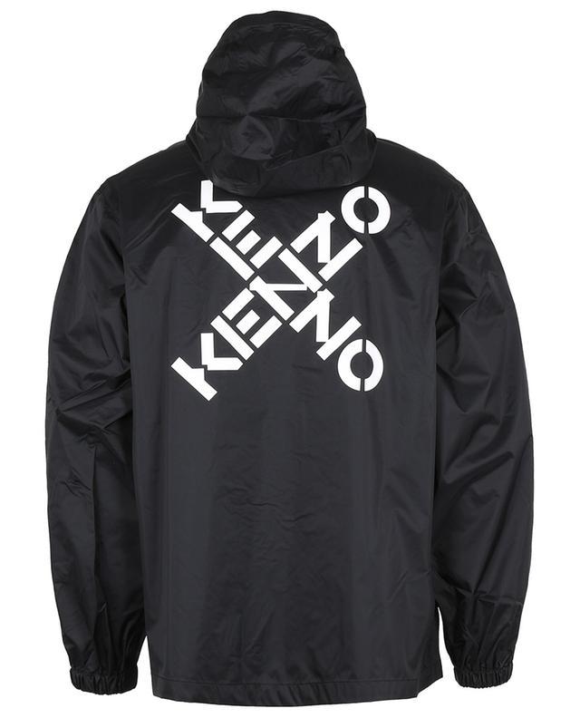 Kenzo Sport Bix X nylon windbreaker jacket KENZO