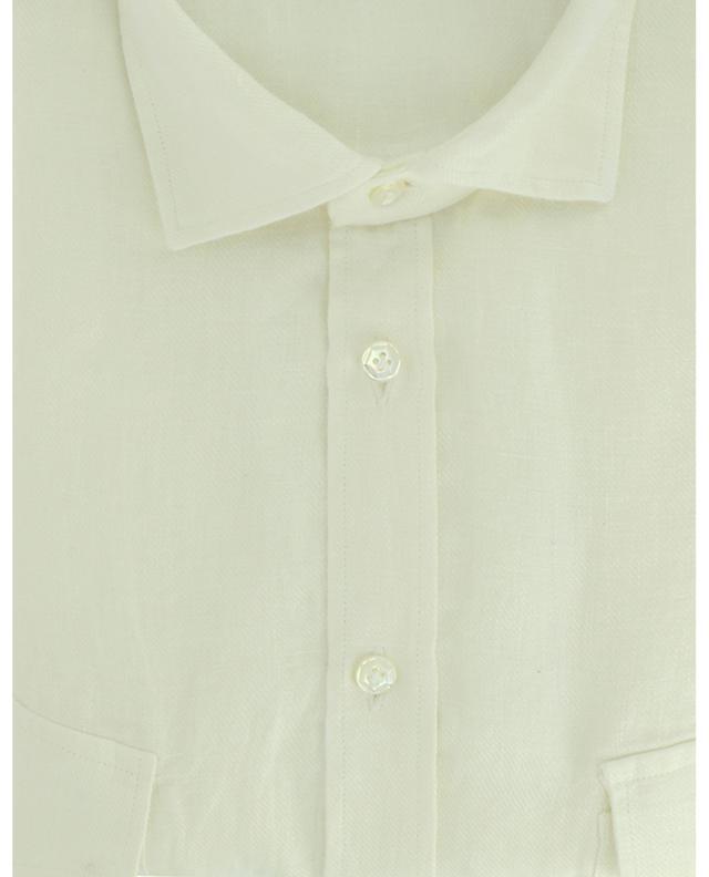 Twill-Leinenhemd Dandy Life Vintage Shirt BARBA