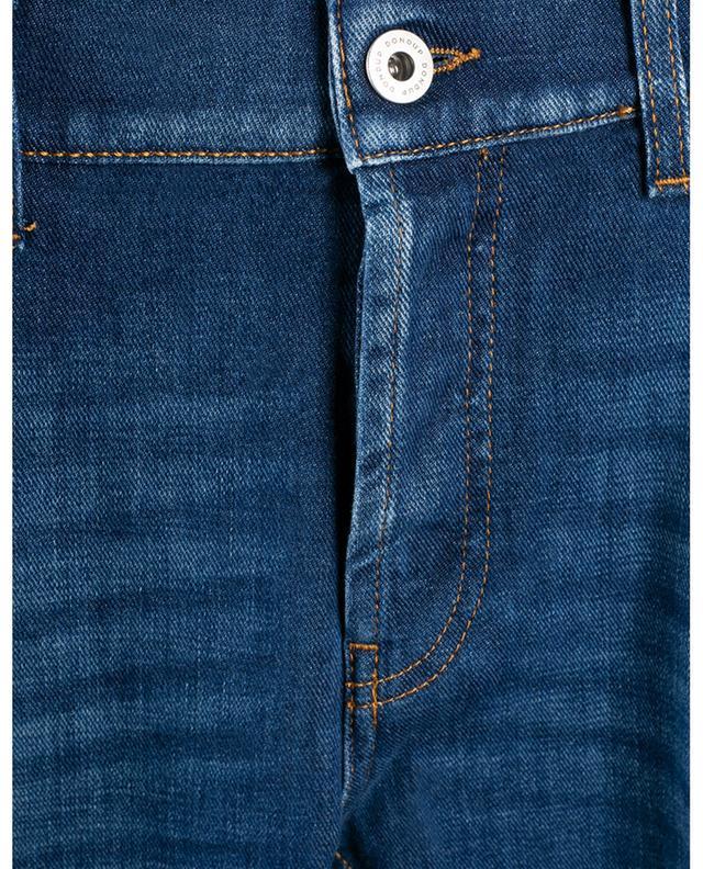Ausgewaschene Slim-Fit-Jeans Brady DONDUP