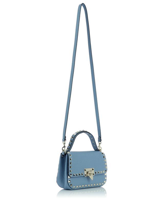 Rockstud Small convertible grained leather handbag VALENTINO