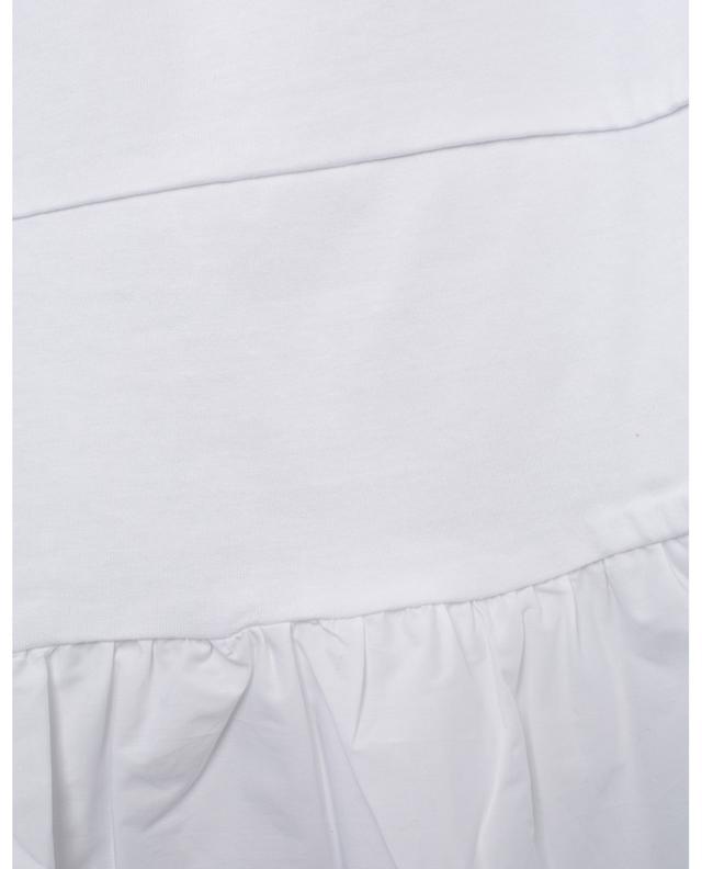 T-shirt oversize à basque TWINSET