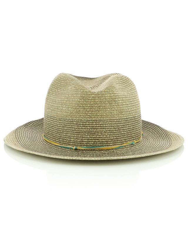 Borsalino styled paper hat GI'N'GI