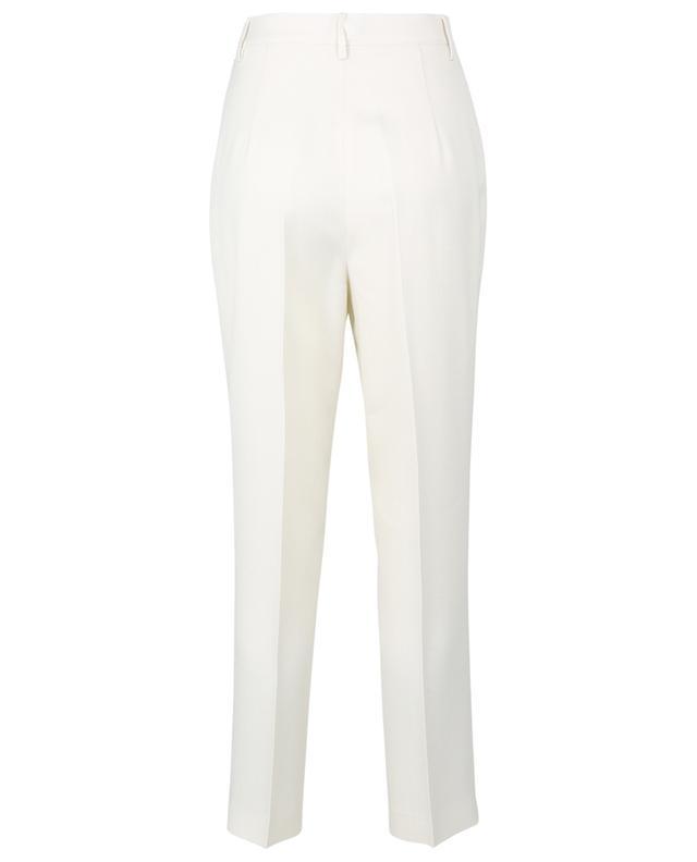 Pantalon à pinces en viscose grain de poudre ETRO