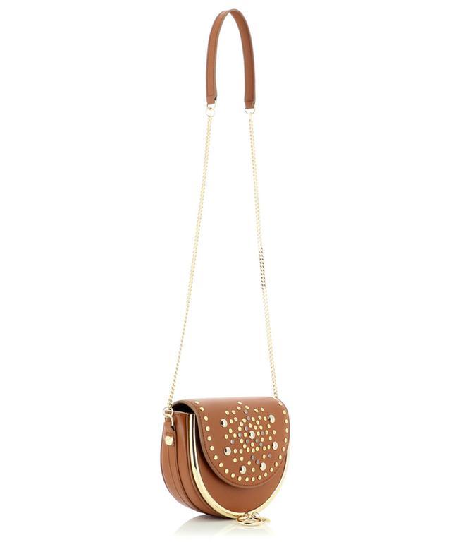 Petit sac porté épaule en cuir clouté Mara Sac du Soir SEE BY CHLOE