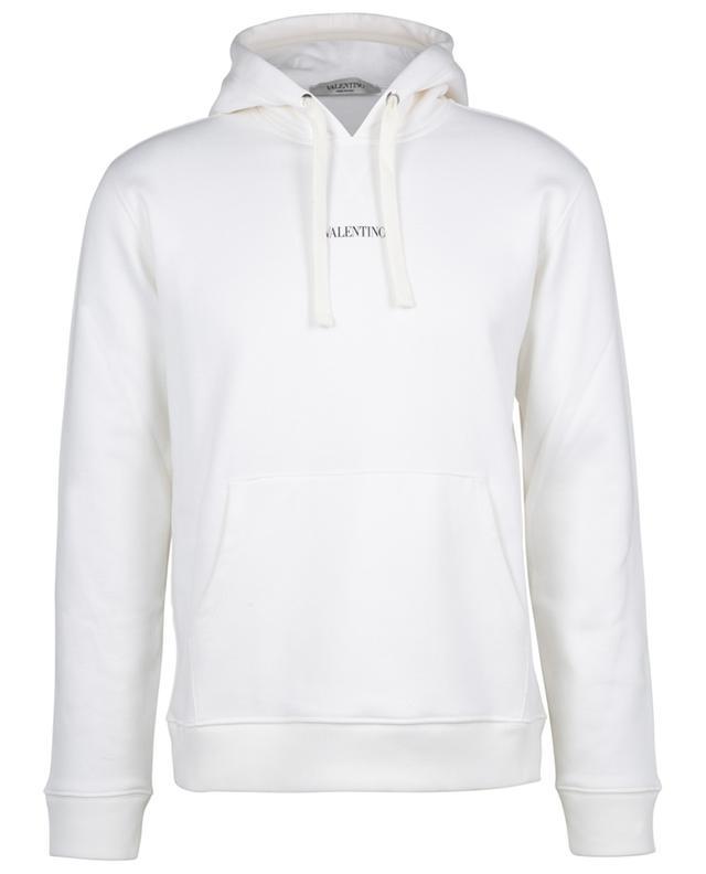 Sweat-shirt à capuche imprimé Valentino VALENTINO