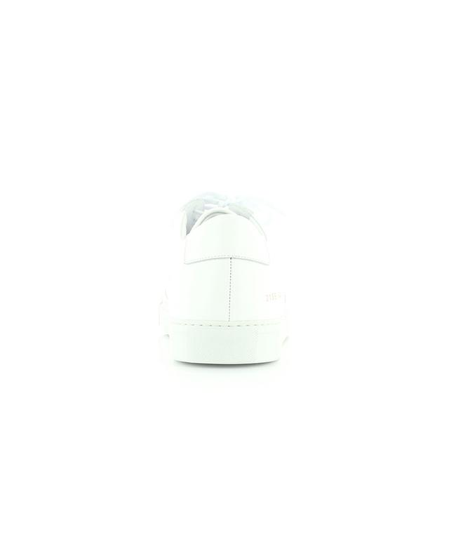 Baskets basses blanches en cuir BBall Low COMMON PROJECTS