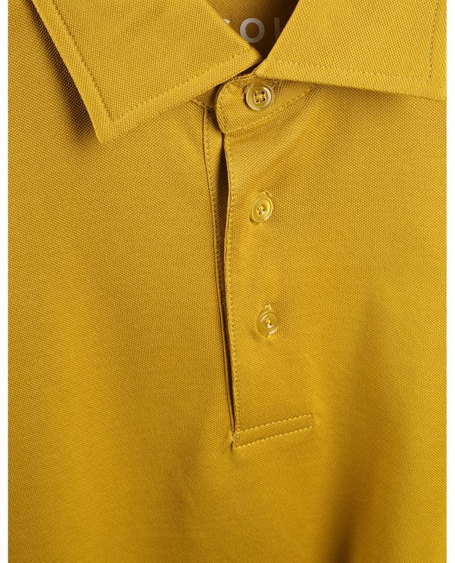 Polo slim en coton piqué stretch à manches courtes CIRCOLO 1901