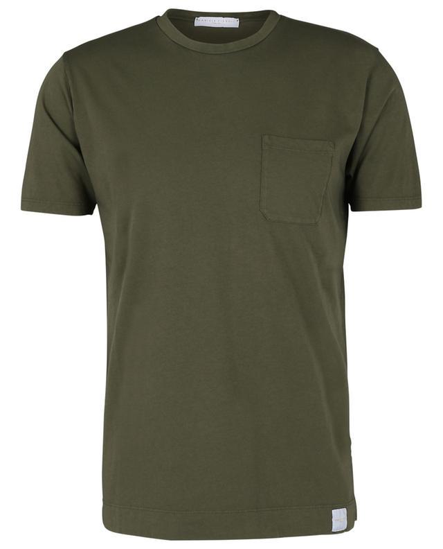 T-shirt à manches courtes et poche poitrine DANIELE FIESOLI