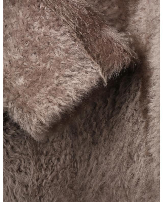 Manteau réversible en peau lainée WINDSOR