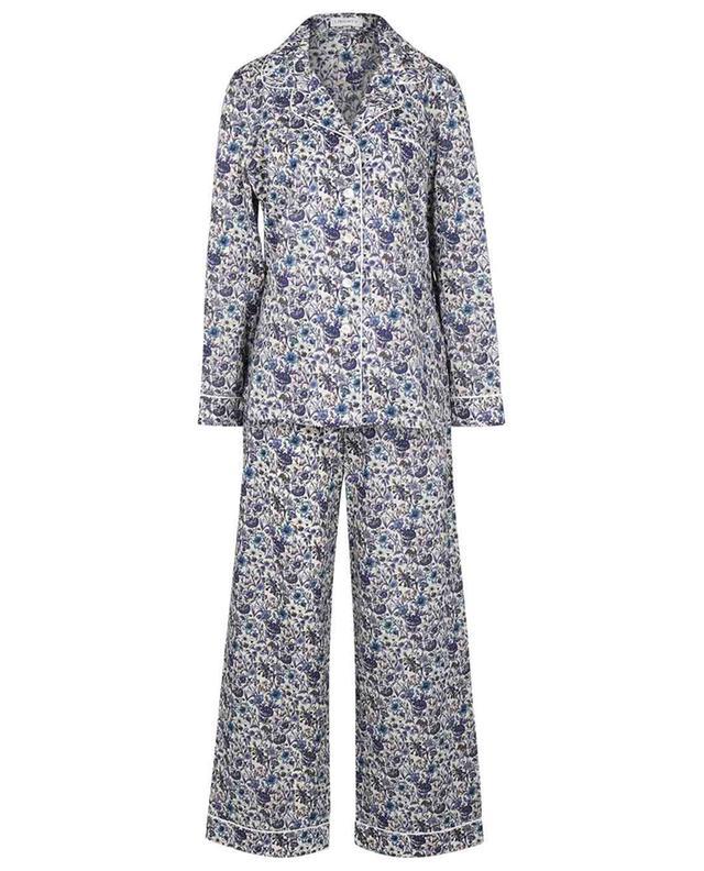 Pyjama en coton Rachel Tana Lawn LIBERTY LONDON