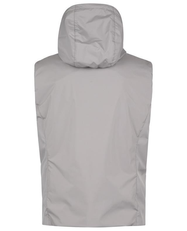 Veste à capuche déperlante et coupe-vent Luis-STP MOORER