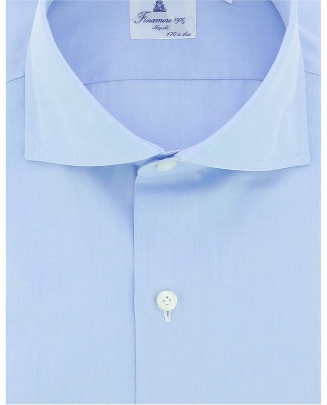 Chemise à manches longues en coton Eduardo FINAMORE