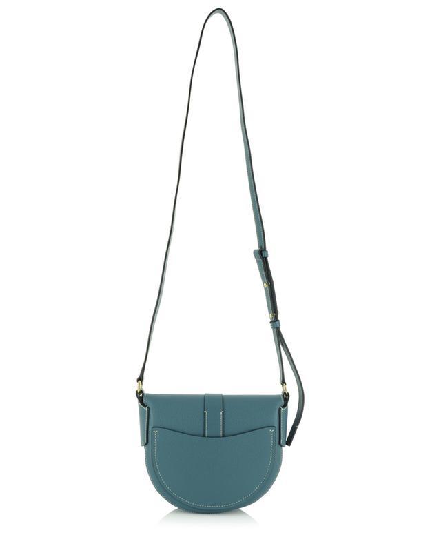 Petit sac porté épaule en cuir grainé Darryl Saddle CHLOE